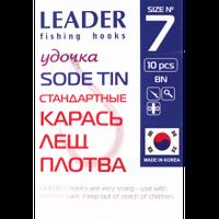 Крючок Leader Sode TIN 7