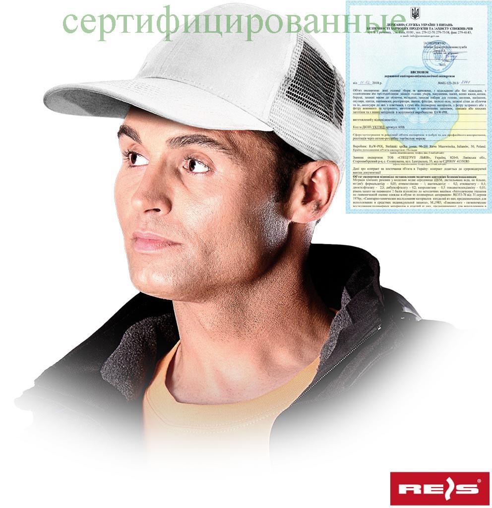 Кепка Польша (бейсболка) CZMESH W