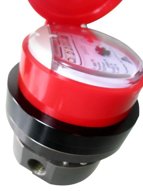 Механічний лічильник обліку палива LS 08 (ЛС 08), фото 1