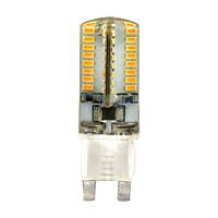 Светодиодная LED лампа Feron G9 LB421 3W прозрачная в силиконе