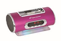 Портативная колонка AF-20, Мобильная колонка, Кологнка MP3 с USB, Мини колонка, Музыкальная колонка