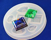 Краситель колорант прозрачный ColorCast КолорКаст для смол индиго синий, 10 г