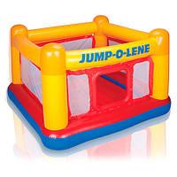 Надувной батут, игровой центр Intex 48260 «Jump-O-Lene» , 174 х 174 х 112 см