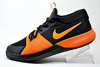 Баскетбольные кроссовки Nike Zoom Assersion, Black\Orange