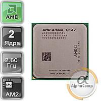 Процессор AMD Athlon 64 X2 5000+ (2×2.60GHz/1Mb/AM2) БУ