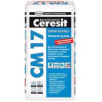 CM 117 Клеящая смесь «Flex» (25 кг)