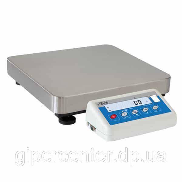 Весы лабораторные Radwag WLC 30/С/1 до 30000 г, дискретность 0,5 г