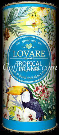 Чай  Lovare Тропический остров 80 г