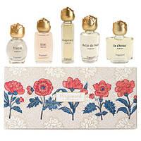 Набір парфумів 5 ароматів, PARFUM (5,5ml+8,5ml+8ml+7,5ml+11,5ml) Fragonard