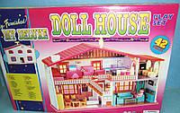 Кукольный Домик С Куклами И Мебелью Ps