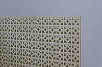 Декоративная  перфорированная панель Альфа Сонома 1200х600х3,5 мм