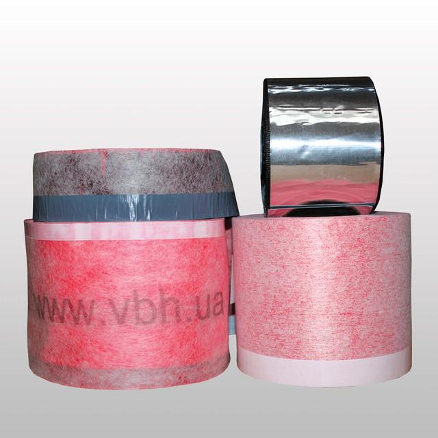 Стрічки для внутрішнього шару монтажного шва (пароізоляційні)