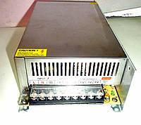 Блок питания 12V 50A METAL, фото 1