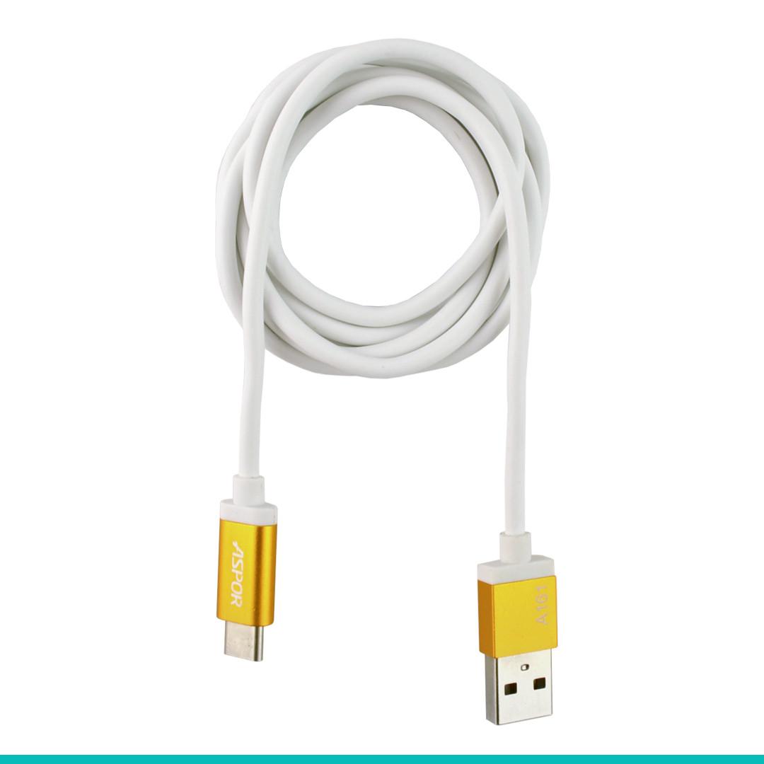 USB кабель Aspor A161 Type-C