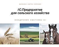 1С:Бухгалтерия элеватора, мельницы и комбикормового завода для Украины