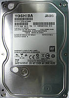 HDD 500GB 7200 SATA3 3.5 Toshiba DT01ACA050 неисправный 13M39EVASX13, фото 1