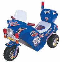 Электромобиль детский мотоцикл