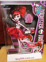 Кукла Monster High Dot Dead Gorgeous Operetta Doll Оперетта Смертельно прекрасный горошек