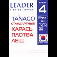 Крючок Leader Tanago BN 1