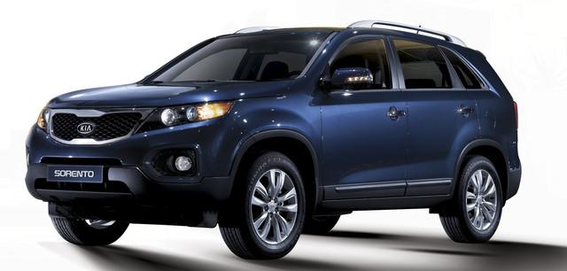 Автомобильное стекло для KIA SORENTO 2010-