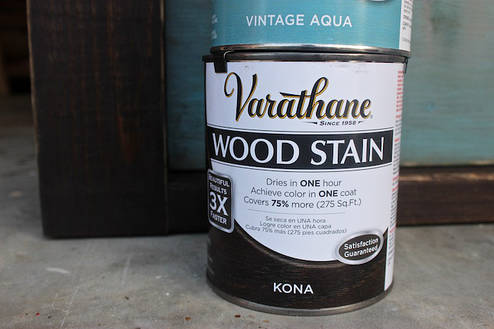 Морилка для дерева Varathane Fast Dry 100мл, 250мл, 500мл., фото 2