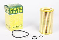 Фильтр масляный MB Sprinter/Vito CDI, OM611/612/646 Mann