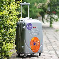 Ударопрочный средний чемодан Ambassador Classic Expandable 8503, фото 1