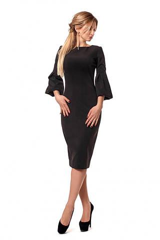 cd323f22884d Элегантное черное платье для вечеринки от оптово-розничного магазина ...