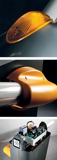 Автоматический шлагбаум КАМЕ G3000 - скоростное поднятие стрелы