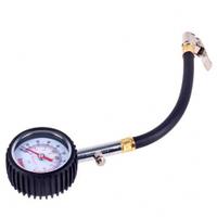 Манометр для автомобильного компрессора Штурмовик АС-105/psi- кg/см2/0~7/клипса, манометры