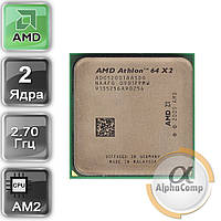 Процессор AMD Athlon 64 X2 5200+ (2×2.70GHz/1Mb/AM2) б/у
