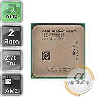 Процессор AMD Athlon 64 X2 5200+ (2×2.70GHz/1Mb/AM2) БУ