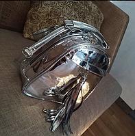 Рюкзак женский трансформер cеребро глянец D.N.S. 00000121