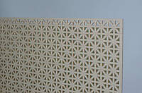 Декоративная  перфорированная панель Онтарио Сонома 1200х600х3,5 мм