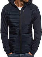 Мужская весенняя куртка с капюшоном 0109