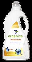 Гель для стирки Универсальный, 1л, Organics