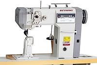 Одноигольная колонковая машина с сенсорным управлением автоматикой Beyoung BM-591A