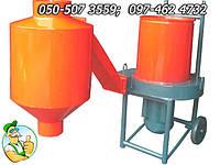 Роторный измельчитель соломы и сена 11 кВт/380 В, соломорезка до 400 кг/час