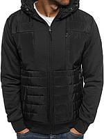 Мужская весенняя куртка с капюшоном 0111, фото 1