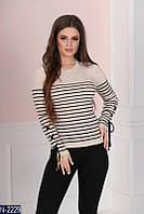 Свитер (44-46) —  30% шерсть 70%акрил купить оптом и в Розницу в одессе 7км