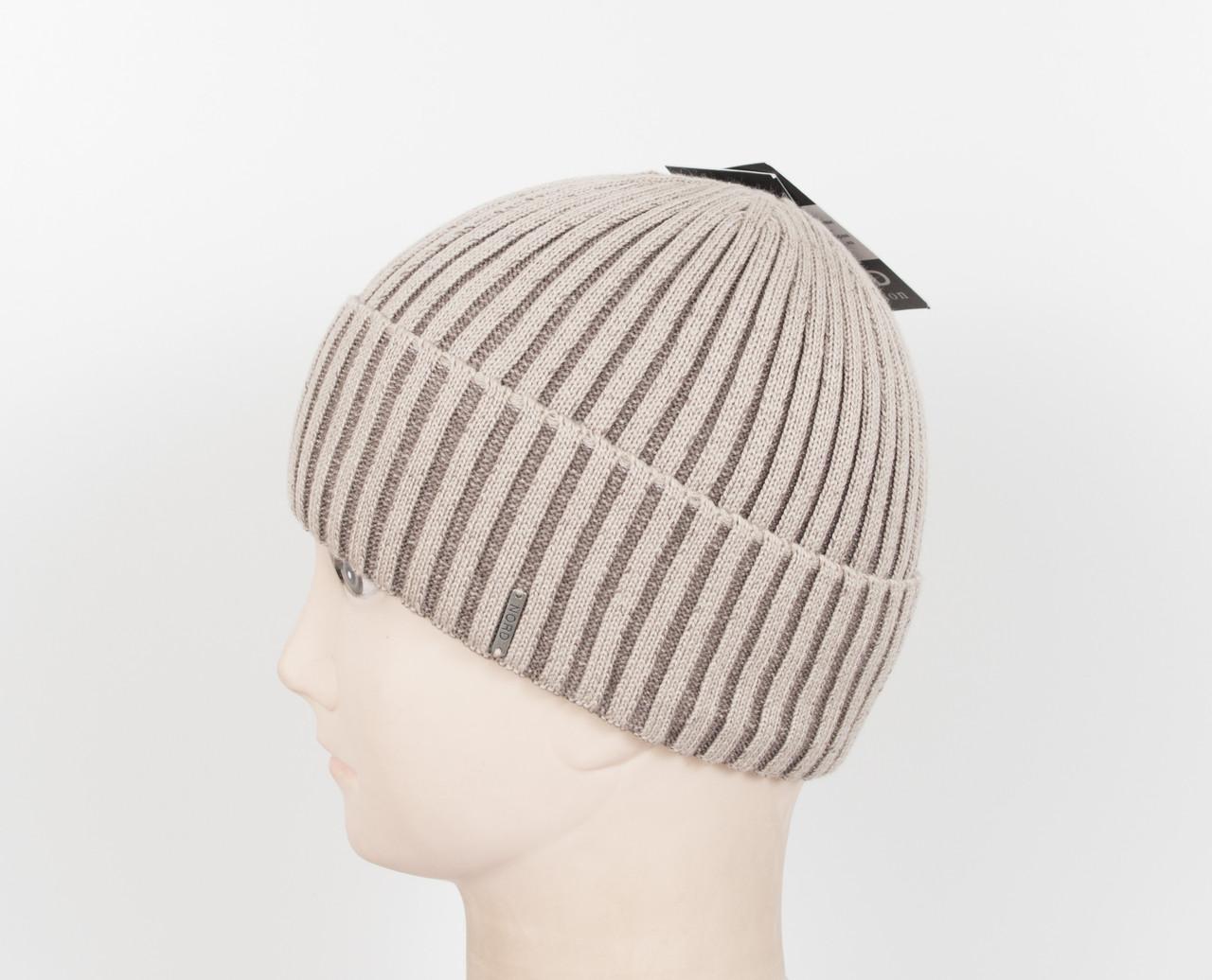 Вязаная шапка без флиса Nord