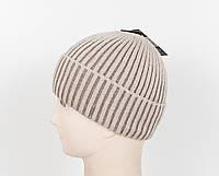 Вязаная шапка без флиса Nord, фото 1