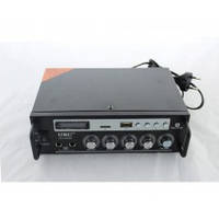 Усилитель AMP SN 838 BT, усилитель мощности звука