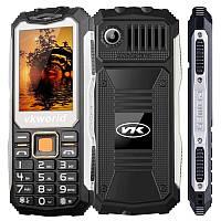 "ХИТ! БРОНЕФОН Телефон Бронированный VKWorld V3S Black Экран 2.4"" SIM 2 Аккумулятор 2200 мАч"
