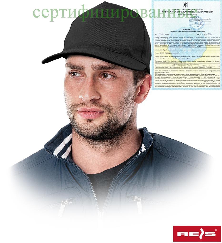 Кепка летняя рабочая REIS Польша (головные уборы рабочие) CZMZ B
