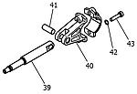 Поршень-шатун NMT и NMT CAR WASH (1.905-544.0)