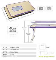 Складной Портативный стол для ноутбука с вентилятором