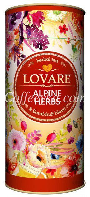 Чай Lovare Альпийские травы 80 г