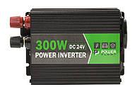 Автомобильный инвертор PowerPlant HYM300-242, 24V