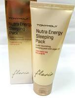 Маска ночная несмываемая TONYMOLY Floria Nutra Energy Sleeping Pack 100мл, фото 1
